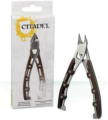 NEW Citadel Fine Detail Model Cutters - Warhammer 40k Age Of Sigmar High Quality • 18£