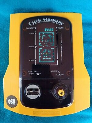 Puck Monster 1980's Vintage Cgl Electronic Hand Held Game • 29.99£