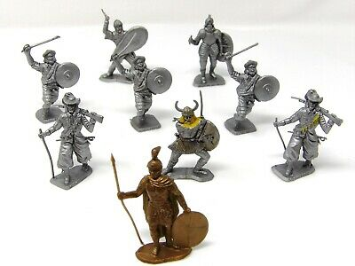 Vintage Nabisco Soldiers Of The World Series. Job Lot Of 9 Figures. • 26.99£