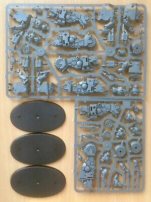 Outrider Squad (3 Models) - Primaris Space Marines - New On Sprue • 19.99£