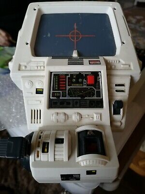 Tomy Space Turbo Electronic Table Top Retro 80's Video Game. • 14£