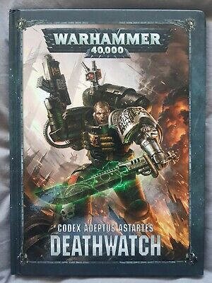Warhammer 40k Deathwatch Codex  • 9.75£