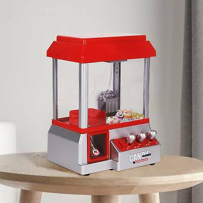 Candy Grabber Machine Toy New Arcade Claw Game Kids Fun Crane Sweet Grab Gadget • 21.49£