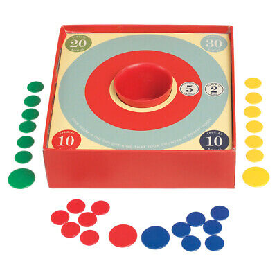 Dotcomgiftshop TRADITIONAL TIDDLY WINKS GAME IN A GIFT BOX  WITH INSTRUCTIONS • 5.95£