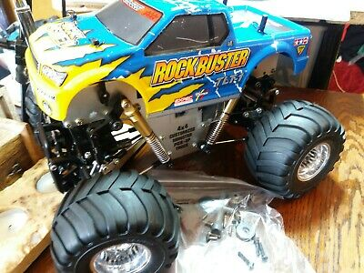 Vintage Rc 1/18 Tamiya Tlt-1 Rolling Chassis. Vgc. • 234.95£