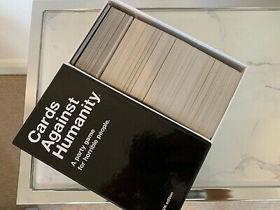 Cards Against Humanity Uk Edition • 4.20£
