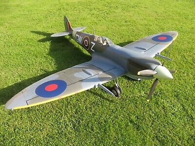 RC Spitfire (Electric) • 340£