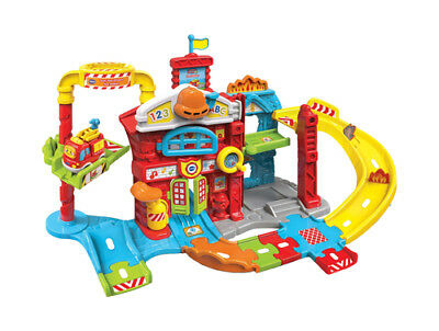 VTech 503903 Toot-toot Drivers Refresh Fire Station Extras • 5£