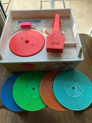Fisher Price Music Box Record Player • 0.99£