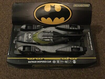Batman Inspired ScaleXtric Car • 4.99£
