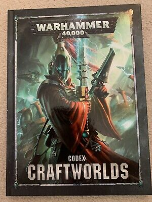 Codex Craftworlds - Warhammer 40k • 5£