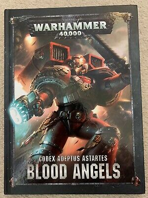 Warhammer 40K Codex Blood Angels • 5£