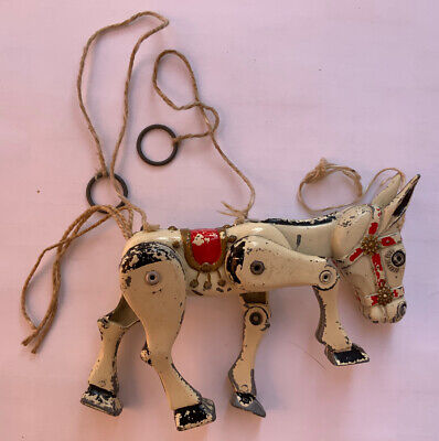 Vintage Toy 1950's Lesney Die Cast' Muffin The Mule' With Obvious Wear. • 19.99£