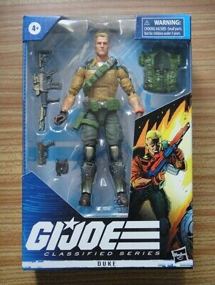 G.I. Joe Classified Series Duke – SEALED • 29.99£