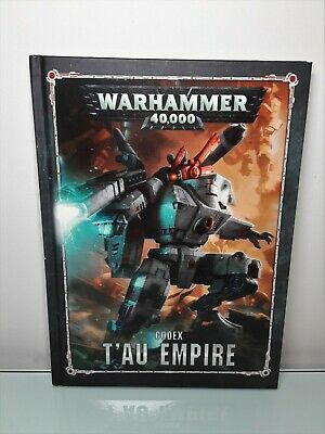 Codex: Tau Empire 8th + 9th Edition - Warhammer 40k Games Workshop • 20£