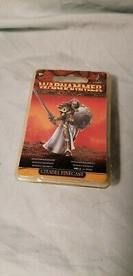 Warhammer Fantasy Chaos Slaanesh Sigvald The Magnificent Unassembled Unpainted • 20£