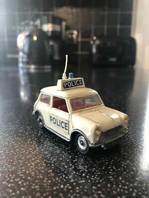 Dinky Toys 250 Mini Cooper S Police Car - OTHER MODELS LISTED 🚗 • 15£
