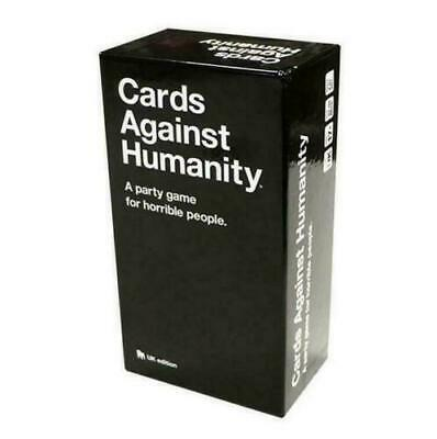 Party Hot Game Cards Against Humanity UK Edition2.0 600 Card Full Base Set Pack • 19.92£