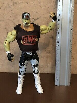 Jakks Wwe Hollywood Hulk Hogan Classic Superstars Series 12 • 12.95£