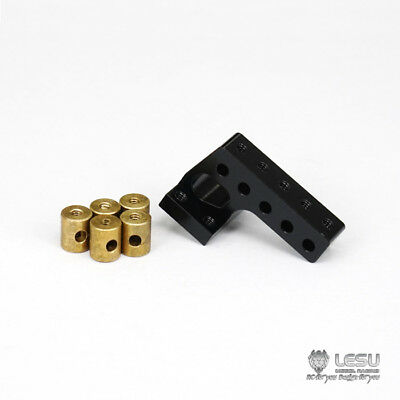 UK Stock 1/14 LESU Metal Holder Of Diff Lock Wire For Tamiya RC Tractor Truck • 27.99£