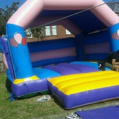Used Commercial Bouncy Castle • 500£