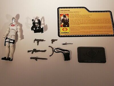 GI Joe Cobra Mortal V2 Convention Exclusive Night Force Nocturnal Fire Set RARE • 69£