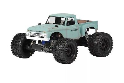 Proline 1966 Ford F100 Clear Body For Stampede New 1/10 Scale 3412-00 • 36.99£