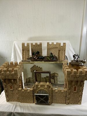 Schleich Ritterburg Medieval Knights Castle Complete Boxed - 40191 • 99.95£