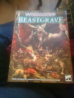 WARHAMMER UNDERWORLDS BEASTGRAVE ENG Games Workshop  • 33£