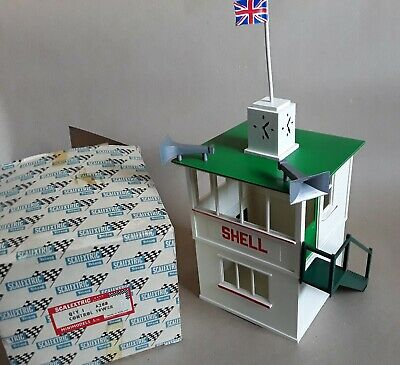 Scalextric A208 Control Tower With Original Box. • 25£
