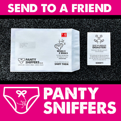 Novelty Gift Prank Joke - Panty Sniffers Secret Santa • 4.99£