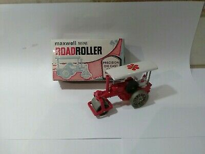 Steam Roller Tractor Type Vintage Rare Maxwell Mini Models Nr Mint And Boxed... • 75.99£