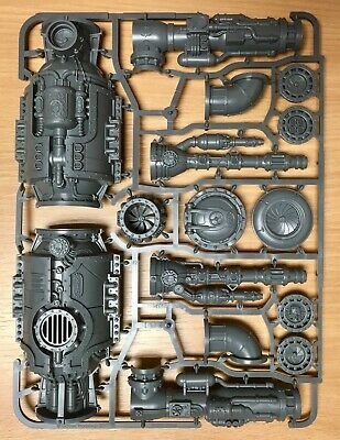 Alchomite Stack External Tank (Sector Mechanicus Scenery) • 13.99£
