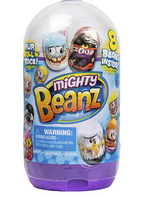 Mighty Beanz Slam 8 Pack Series 1 (assorted) • 5.99£