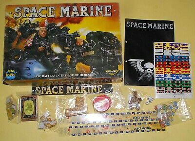 Epic - 40k - Space Marine  - Box Set, 1989, Complete • 105.95£