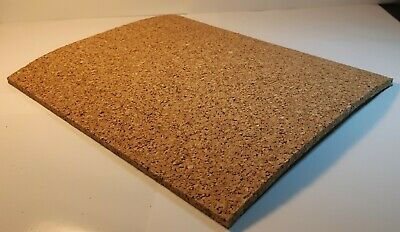 6mm Cork Mat 200mm X 250mm For Basing And Terrain, Ready To Use.  • 2.95£