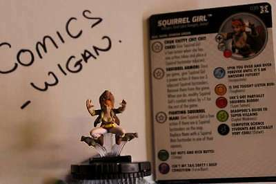 Marvel Heroclix Deadpool And X-Force#039a Squirrel Girl • 12.99£
