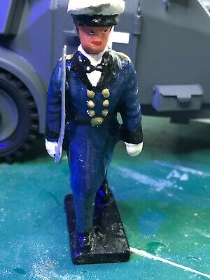 German Sailor / Officer  1/24  - 70 Mm Made By Lineol  • 28.50£