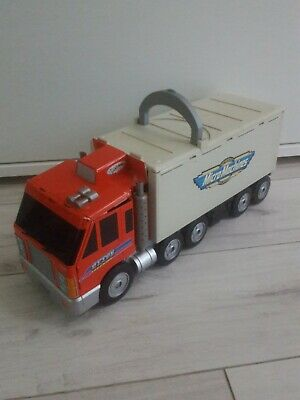Vintage Micro Machines - Otto's Fold Out Truck / Lorry Playset - Galoob 1998 • 21.90£