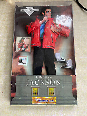 Michael Jackson Street Life Doll Beat It Outfit With Cartridge • 15£