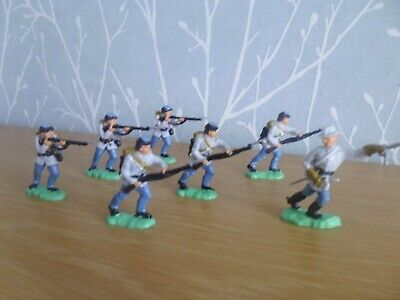 Plastic Toy Soldiers 1/32 , Acw Confederate • 7.99£