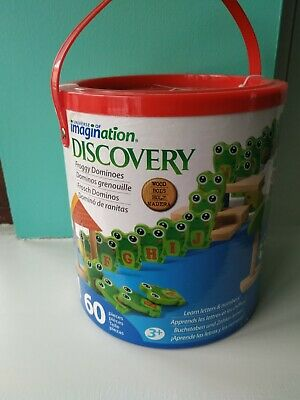 Imagination Discovery Froggy Dominoes • 13.49£