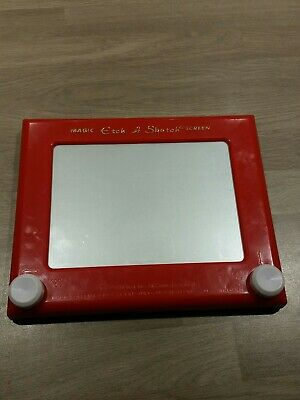 Vintage Magic Etch A Sketch - Working Order • 4.52£
