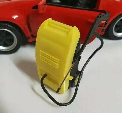 3d Printed 1/18 Scale MEDIUM SIZE JET PRESSURE WASHER For Garage Diorama • 13£