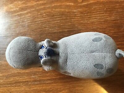 Disney The Lion Guard Beshte Hippo Soft Plush Stuffed Toy • 6£