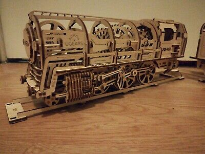 Ugears Train UG460 3D Wooden Construction • 34.99£