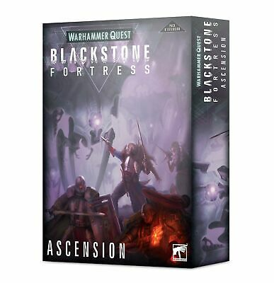 Ascension - Blackstone Fortress - Games Workshop - New • 54.99£