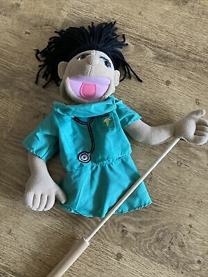 Melissa And Doug Hand Puppet (Doctor) • 6.50£
