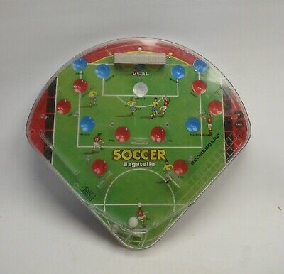 Soccer Bagatelle Vintage Marx Football Marble Game Retro Working Free UK P+P • 23.99£