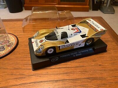 Slot It Porsche 956 KH-Ist Norising 1983 B.Wollek. • 20£